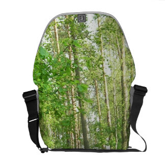 Green Forrest Courier Bags