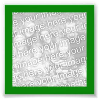 Green Frame Photo