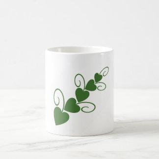 Green fresh mug