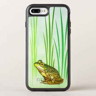 Green Frog Animal OtterBox Symmetry iPhone 7 Plus Case