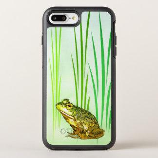 Green Frog Animal OtterBox Symmetry iPhone 8 Plus/7 Plus Case