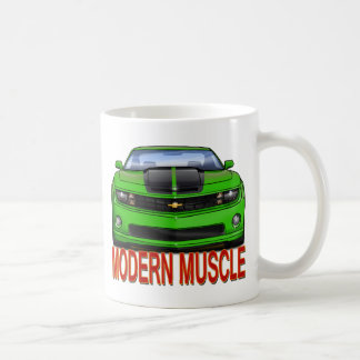 GREEN_FRONT_CAMARO.png Coffee Mug