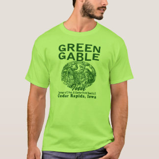 Green Gable Inn Tee Shirt