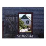 Green Gables Postcard