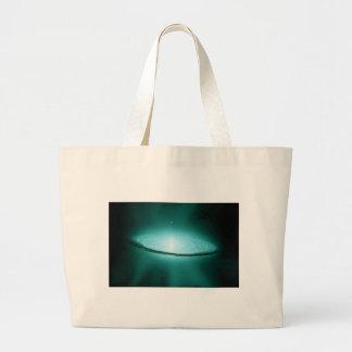 Green Galaxy Bags