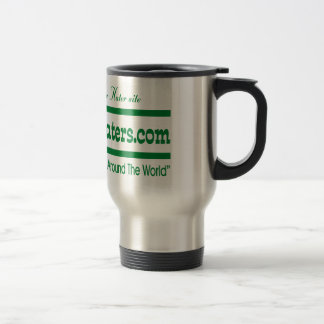 Green Gator Hater Banner Coffee Mugs