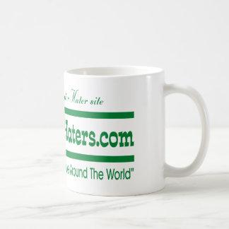Green Gator Hater Banner Coffee Mug