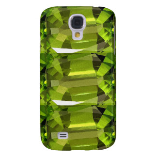 green gem stone galaxy s4 case