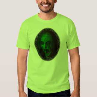 Green Ghoul Basic T-Shirt