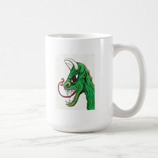 Green Ghoul Coffee Mugs