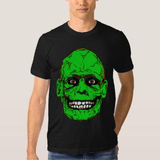 GREEN GHOUL TEE SHIRT