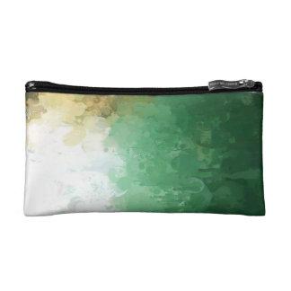 Green Glamour Makeup Bag