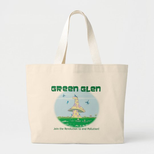 Green Glen Faire Organic Tote