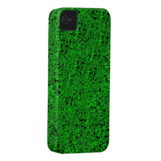 Green glitter iphone 4 barely case iPhone 4 cover