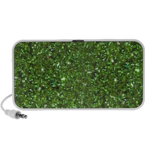 Green Glitter NEW OrigAudio Portable Doodle