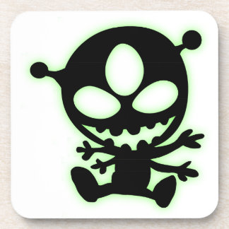 Green Glow Alien Coaster