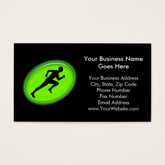 Green Glow Fitness and Personal Training Logo