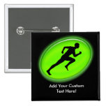 Green Glow Fitness Logo