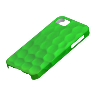 Green Golf Ball Iphone 5 Case