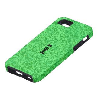 Green Granite Tough iPhone 5 Case