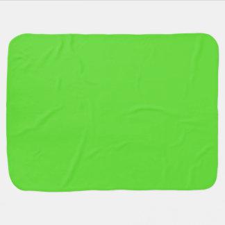 GREEN GRAPE (solid color) ~ Pramblankets