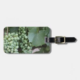 Green Grapes Growing Bag Tag