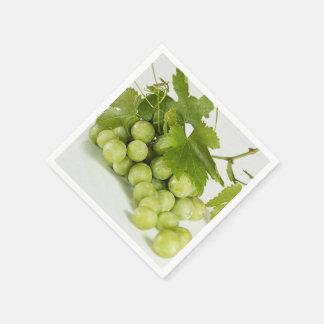 Green Grapes Standard Paper Napkin