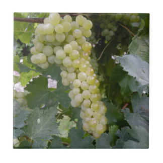 Green Grapes Tile