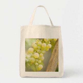 Green Grapes Tote Bag