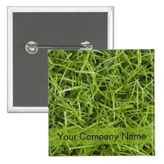 Green Grass Buttons