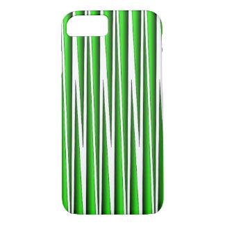 GREEN GRASS BLADES  iPHONE 7/8 CASE