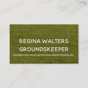 Pitch business cards zazzle uk green grass field pitch sports template business card reheart Choice Image