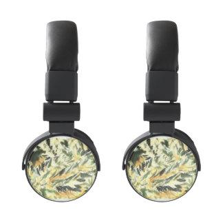 Green Grass Headphones