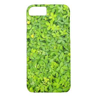 Green grass iphone case