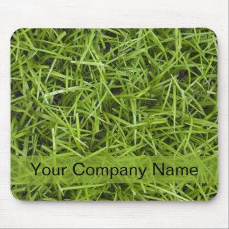 Green Grass Landscaper Lawn Maintenance Mouse Mat