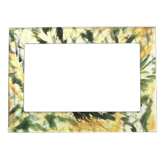Green Grass Magnetic Frame