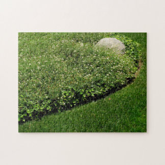 Green Grass Puzzles