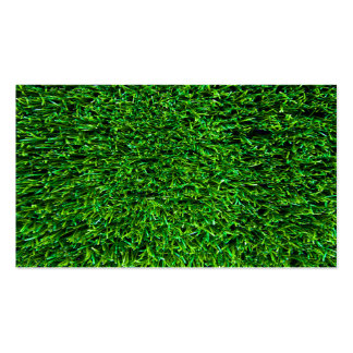 Green Grass Template Pack Of Standard Business Cards