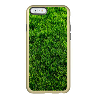 Green grass texture from a soccer field incipio feather® shine iPhone 6 case