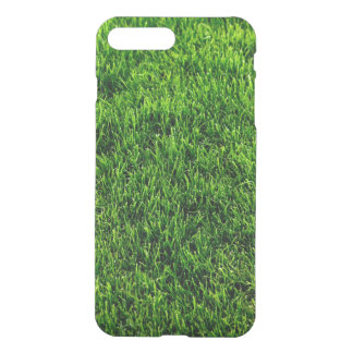 Green grass texture from a soccer field iPhone 8 plus/7 plus case
