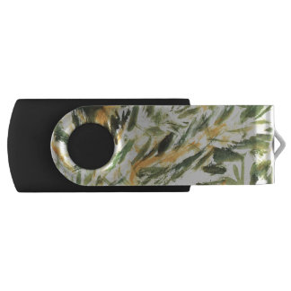 Green Grass USB Flash Drive
