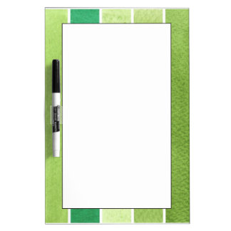 green great watercolor background - watercolor dry erase board