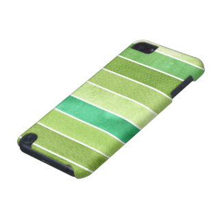 green great watercolor background - watercolor iPod touch (5th generation) case