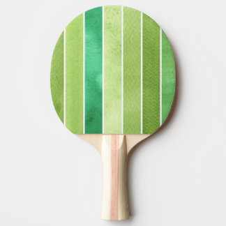 green great watercolor background - watercolor ping pong paddle