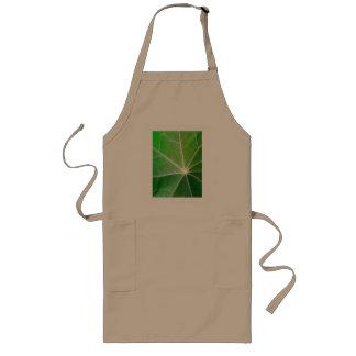 GREEN GREEN LEAF fresh healthy gift Long Apron