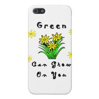 Green Grows On You Case For iPhone 5