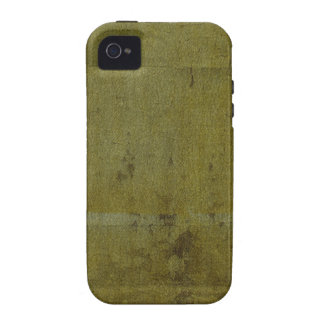 green grungy creased wall Case-Mate iPhone 4 case