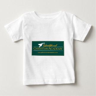 Green Guilford Christian Academy Logo Apparel T Shirts