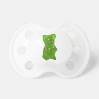 Green Gummy Bear Candy Dummy