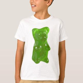 Green Gummy Bear Candy Tshirts
